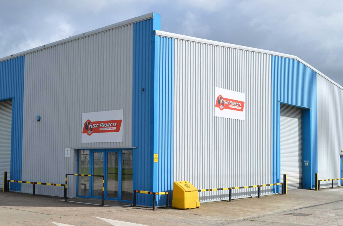 Flegg Projects Warehouse