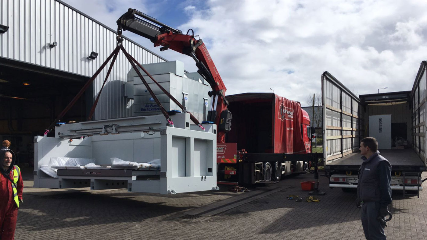 Why Should I Hire Professional Machinery Movers? Flegg-Transport