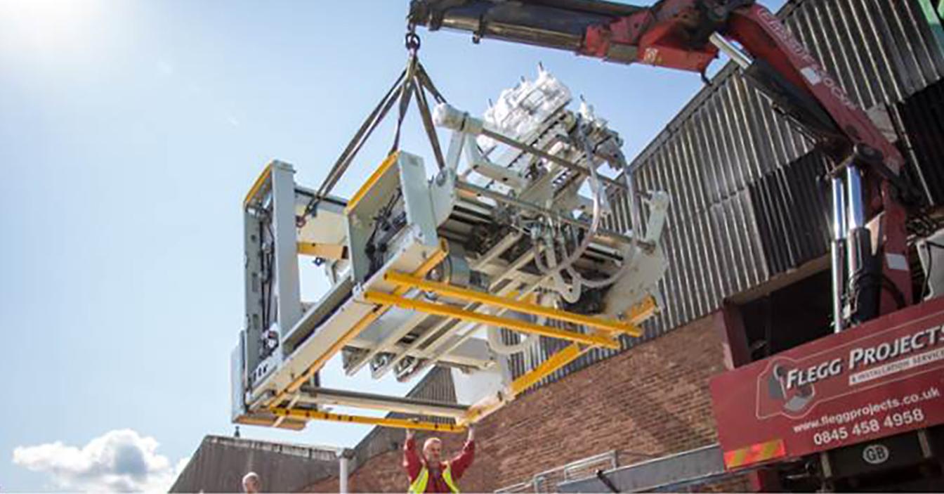 flegg relocation, machinery installation, factory relocation