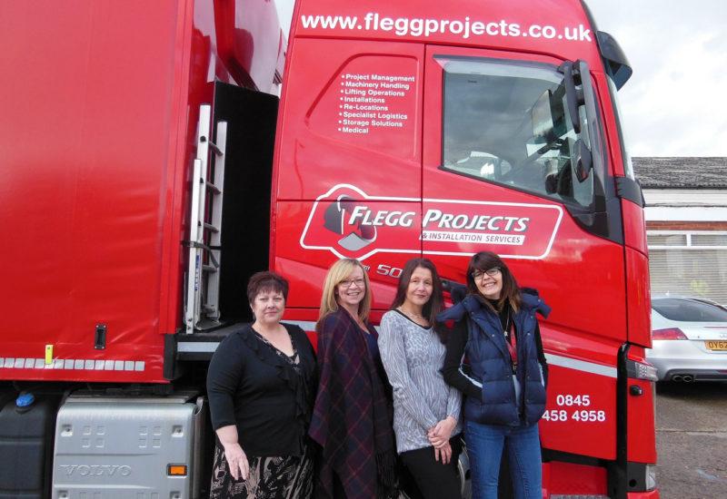 Flegg team