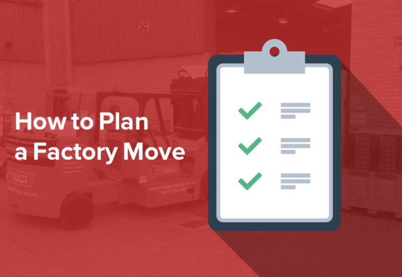 Factory move checklist