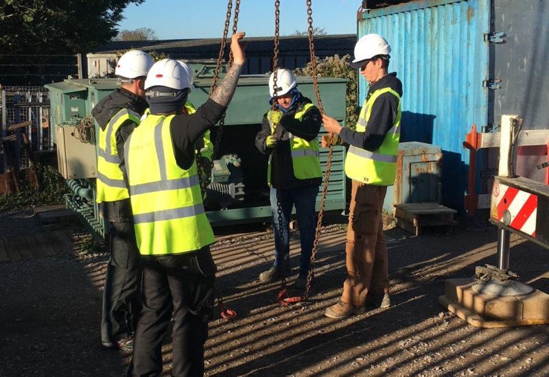 Plant Operator Training plant training chains
