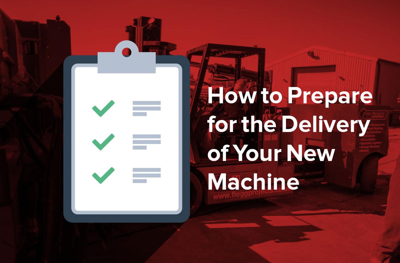 Prepare for delivery checklist